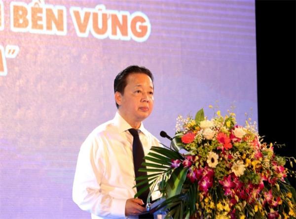 Bộ trưởng Trần Hồng Hà: Thanh niên phải là tấm gương điển hình, truyền đi thông điệp về bảo vệ đại dương, bảo vệ môi trường biển