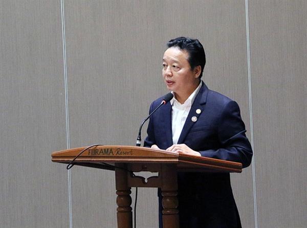 Bài phát biểu của Bộ trưởng Trần Hồng Hà tại Lễ kỷ niệm 25 năm thành lập Chương trình tài trợ nhỏ SGP