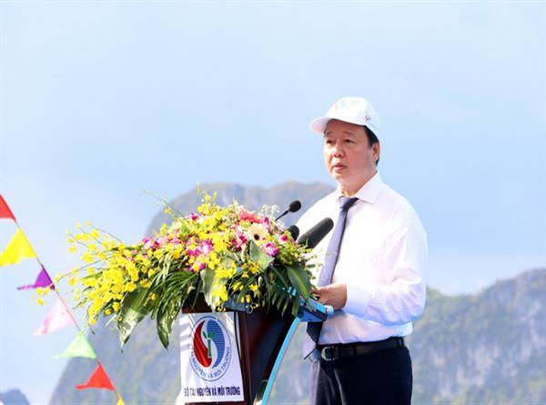 Phát động Tuần lễ Biển và Hải đảo Việt Nam và hoạt động hưởng ứng Ngày Đại dương thế giới năm 2018