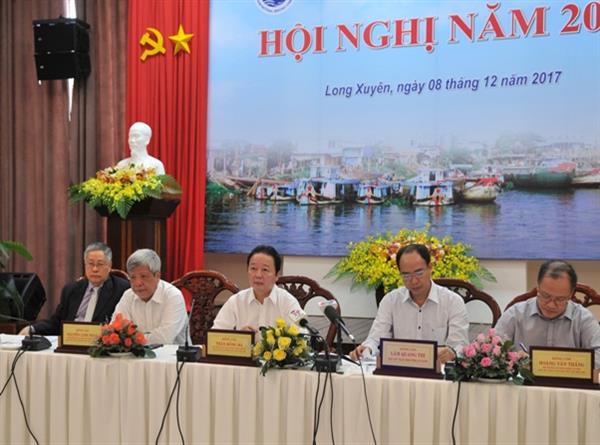 Bộ trưởng Trần Hồng Hà tiếp bà Caitlin Wiesen, Giám đốc quốc gia UNDP tại Việt Nam