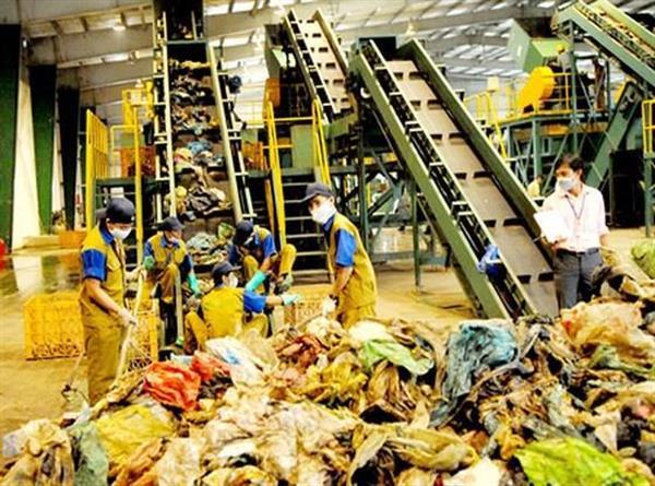 Bộ TN&MT ban hành Kế hoạch Triển khai Nghị quyết số 09/NQ-CP của Chính phủ về thống nhất quản lý nhà nước về chất thải rắn