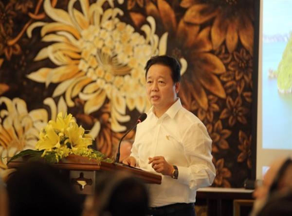 """Bài phát biểu của Bộ trưởng Bộ TN&MT Trần Hồng Hà tại Hội thảo """"Đa dạng sinh học gắn với phát triển Du lịch bền vững"""""""