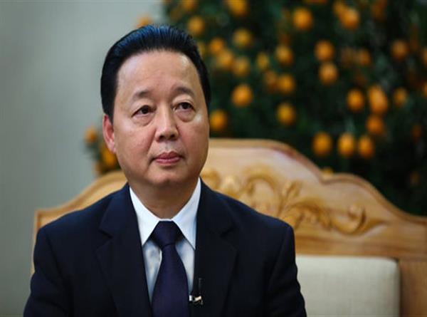 Thư chúc mừng của Bộ trưởng Trần Hồng Hà tới các cán bộ công chức, viên chức, người lao động nhân dịp Đại hội thi đua yêu nước Ngành TN&MT lần thứ IV